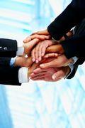 Teamwork-Hands on Hands
