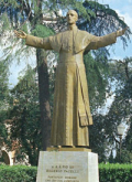 Pope Pius XII Statue