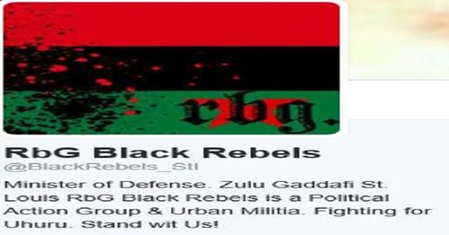 Black Rebels Tweet Image